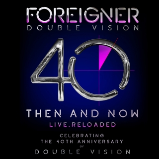 "Foreigner-""Double Vision"" 2019"